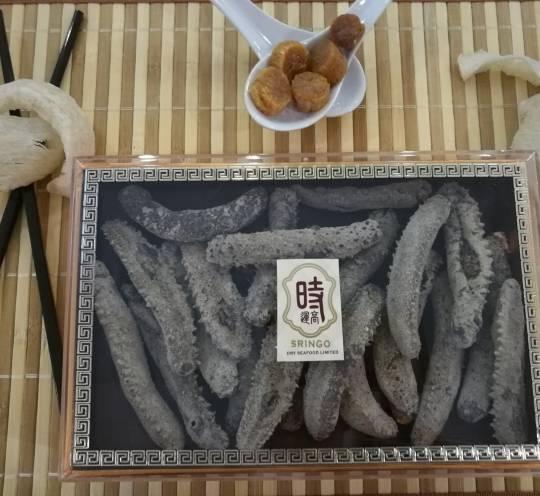 日本沖子參禮盒裝